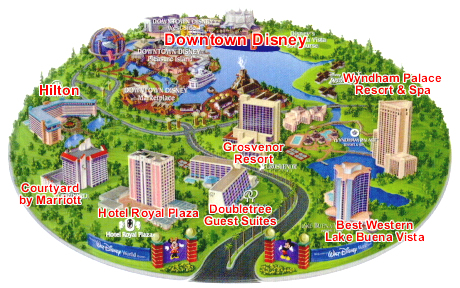 Plans (parcs+Hôtels de WDW) Downtown_hotel_imap