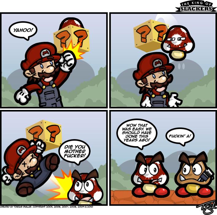 Images humoristiques ayant lien avec le jeu vidéo 2010-09-22