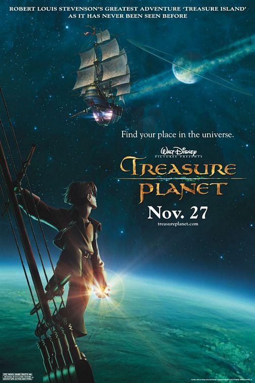 Планета сокровищ (2002) 45235