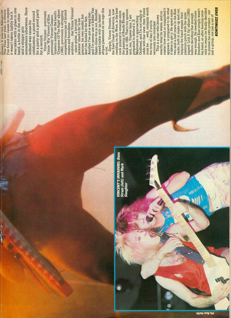Discussion sur les traces de Vinnie !! - Page 3 Kerrang145_02