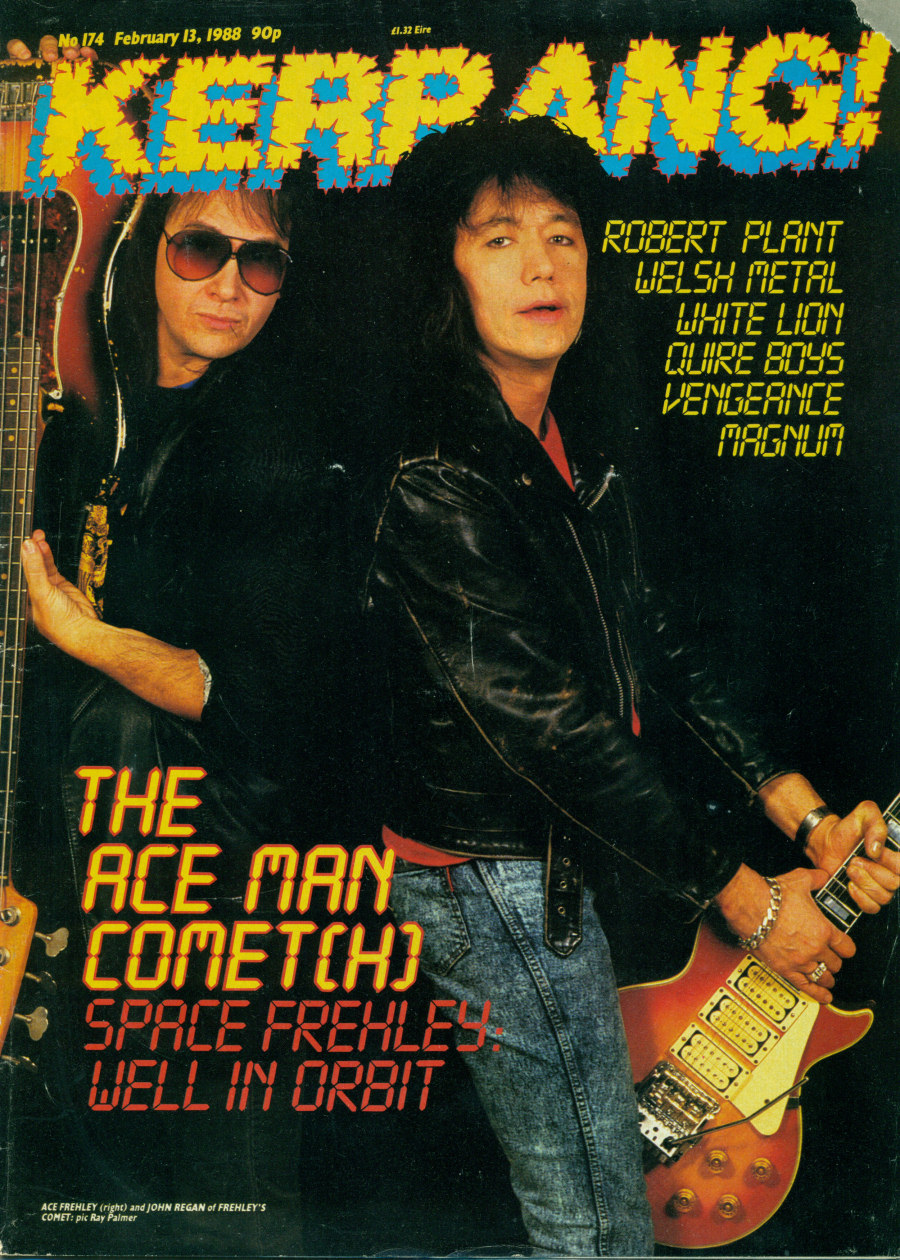 Frehley's comet - Page 2 Kerrang174_01