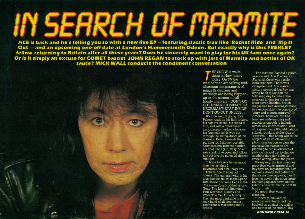 Frehley's comet - Page 2 Kerrang174_03