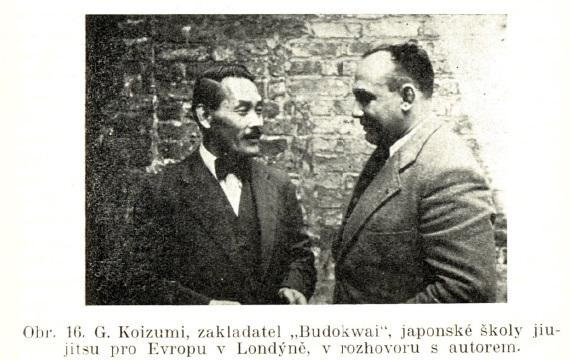 The early days of Judo in Czechoslovak Republic (and the contribution of the London Budokwai) Fsdobo_gunjikoizumi