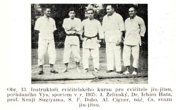 The early days of Judo in Czechoslovak Republic (and the contribution of the London Budokwai) Fsdobo_hatasugijama