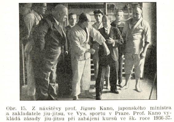 The early days of Judo in Czechoslovak Republic (and the contribution of the London Budokwai) Fsdobo_jigorokano