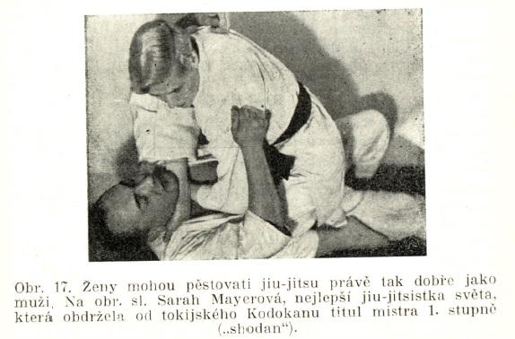 The early days of Judo in Czechoslovak Republic (and the contribution of the London Budokwai) Fsdobo_sarahmayer