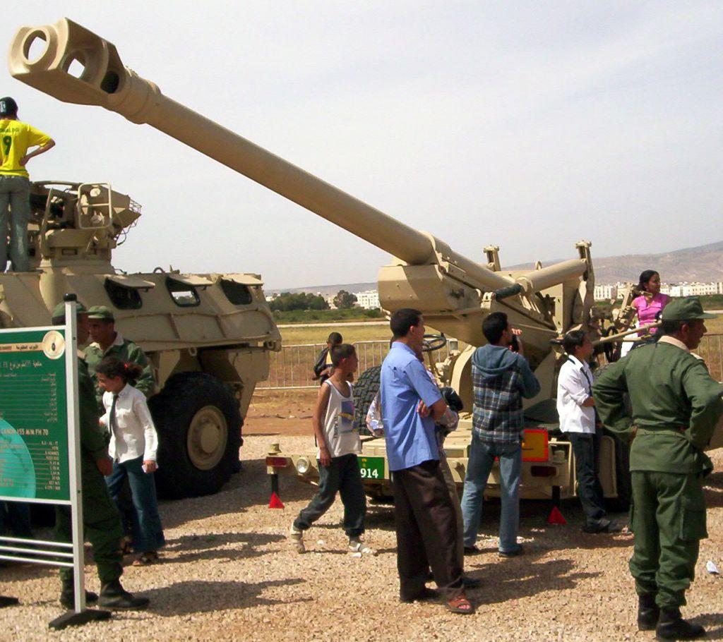 صور الجيش المغربي جديدة نوعا ما  - صفحة 2 8