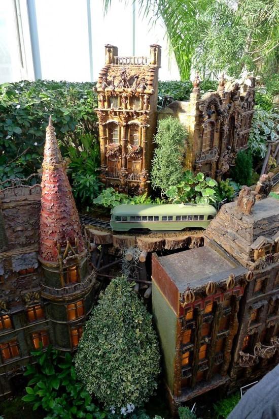 الحديقه النباتيه فى نيويورك امريكا  632