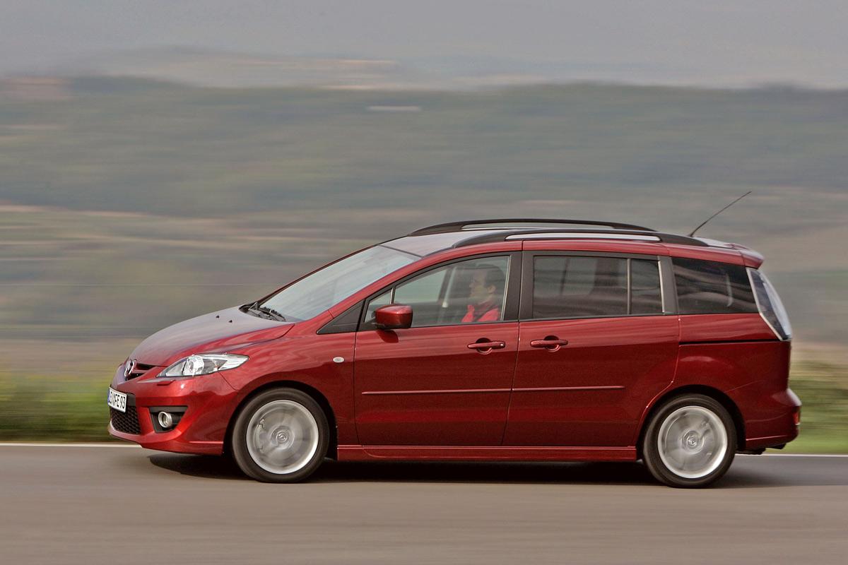 [Mazda] 5 Facelift 014