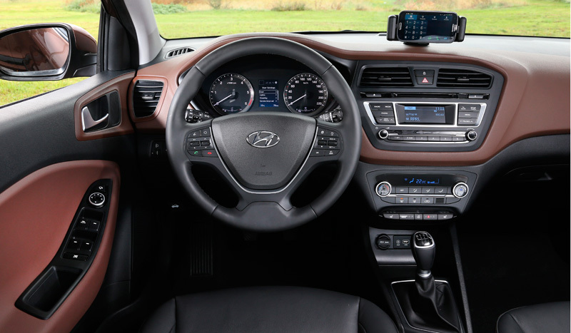 Hyundai i20 2015 Hyundai-i20-interior-salpicadero.313967