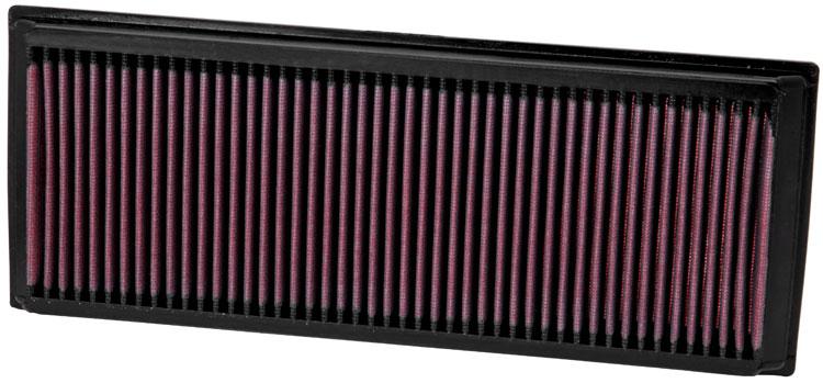 Substituindo o filtro de ar - K&N HA-5013 33-2865