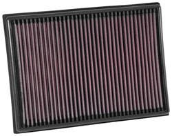 2011 FJ Cruiser K&N Drop in Filter and Flowmaster 40 Sound Clips 33-2438