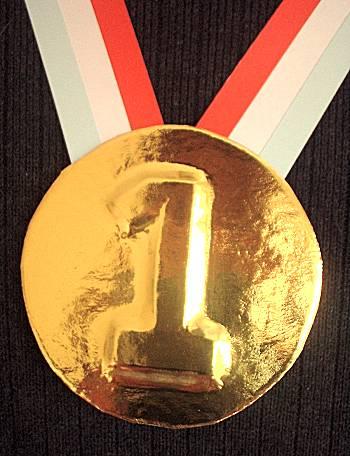 Centenaire 2007 ! Medaille