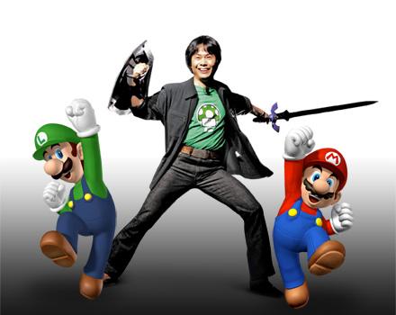 Noticias de Videojuegos Shigeru-miyamoto