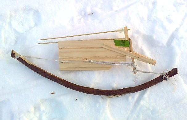 Automatic bows J_springald