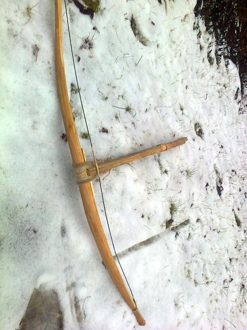 Light weight crossbows J_viik1