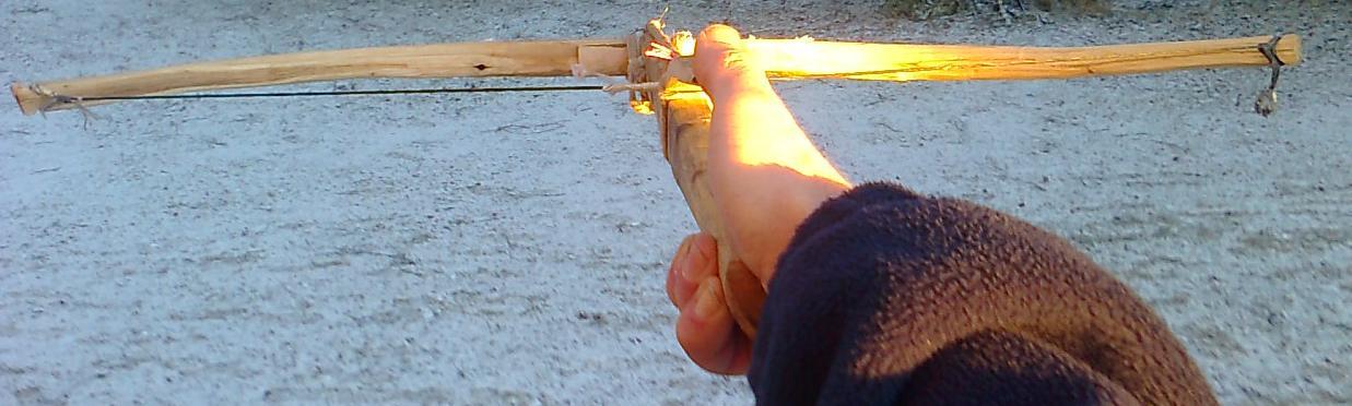 Light weight crossbows J_viik2
