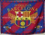 نادي برشلونة الأسباني الجز اثاني Barcaflag
