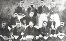 نادي برشلونة الأسباني الجز اثاني Samarreta-antiga