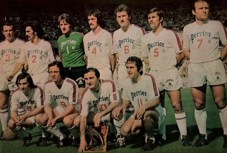 نادي ليون Lyon1973%204