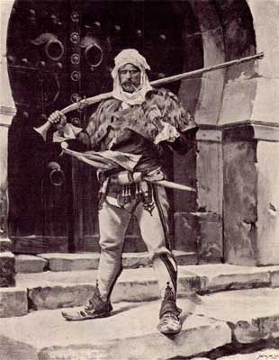 Albanian Mans' Attire Albman