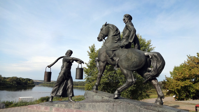 Скульптуры, памятники и монументы - Страница 2 01-dsc08466