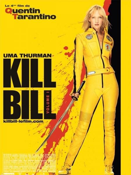 Kill Bill ( 1et 2) 1187