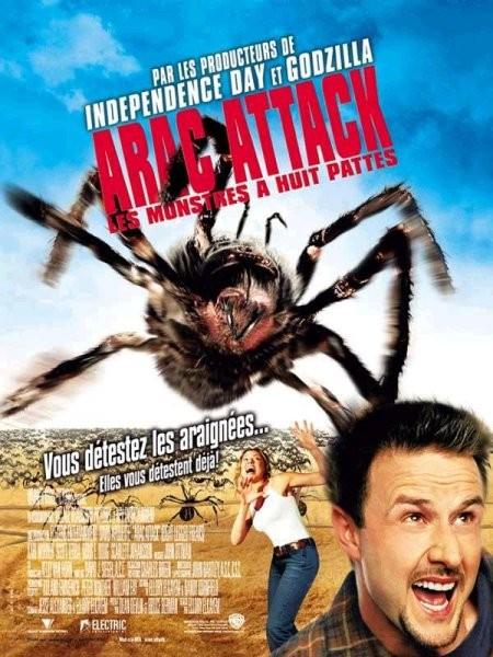 Arac Attack les monstres à 8 pattes (Ellory Elkayem - 2002) 530