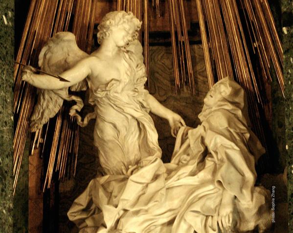 Les mystiques Bernini