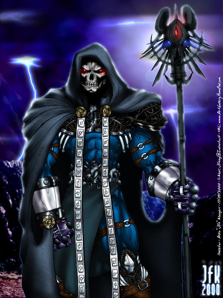Le Rapport en Image - Page 2 Skeletor