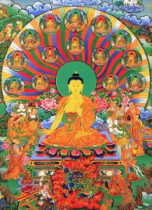 refuge - Le Chant du Refuge Buddha