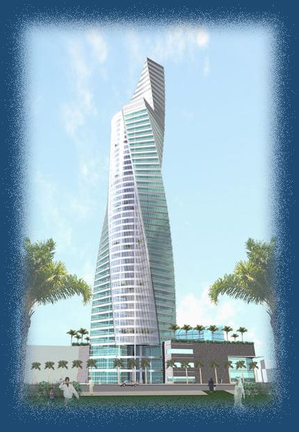 المعالم السياحية بالكويت Kuwait-trade-center