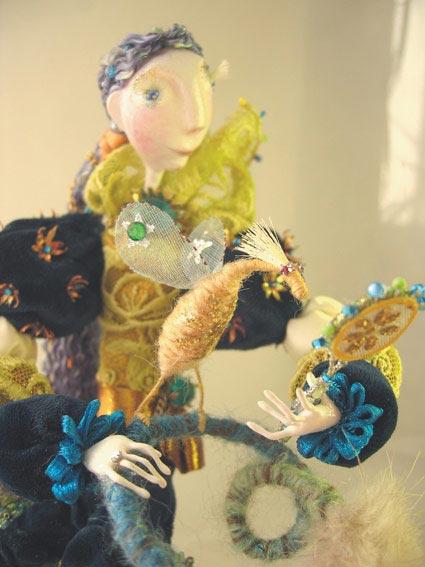 Авторские куклы Алисы Баженковой K5-4
