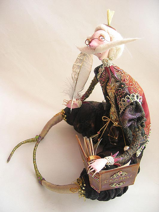 Авторские куклы Алисы Баженковой K6-38