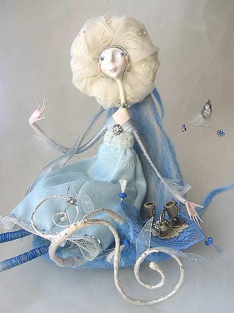 Авторские куклы Алисы Баженковой K6-48