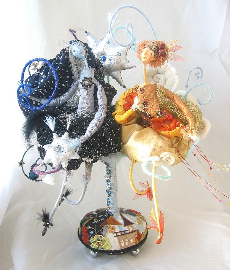 Авторские куклы Алисы Баженковой K7-34