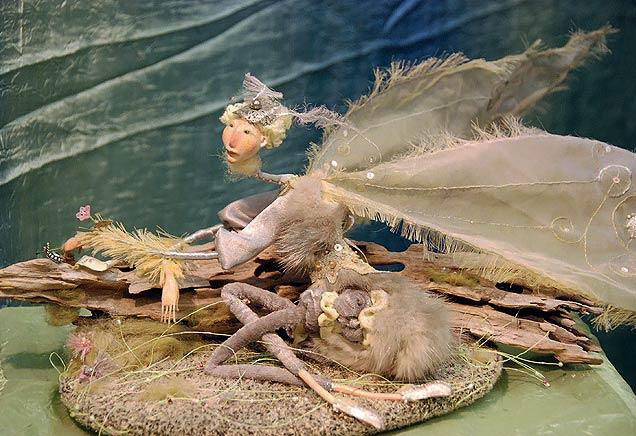 Авторские куклы Алисы Баженковой K8-11