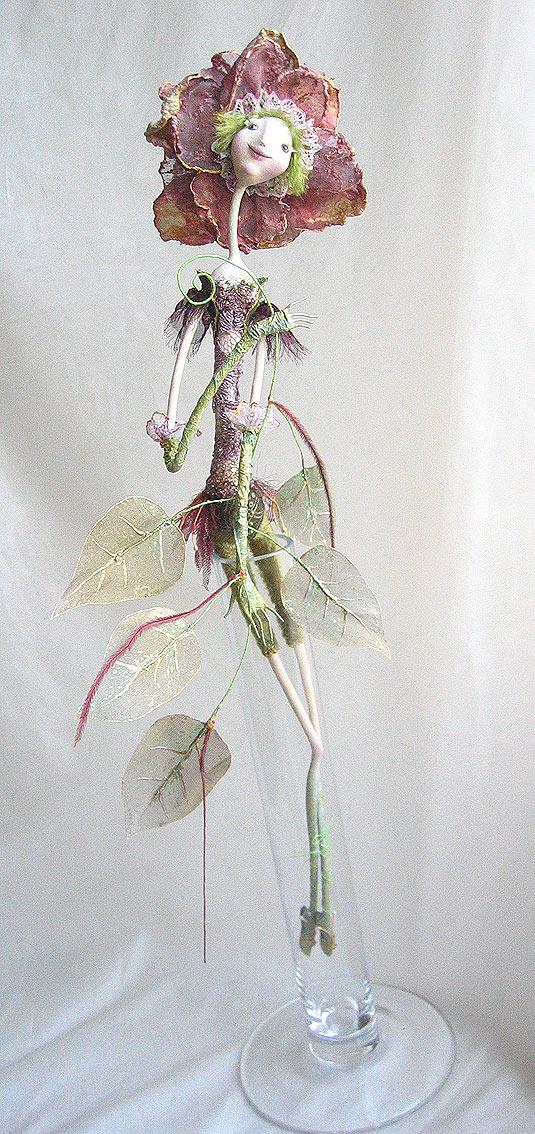 Авторские куклы Алисы Баженковой K8-16