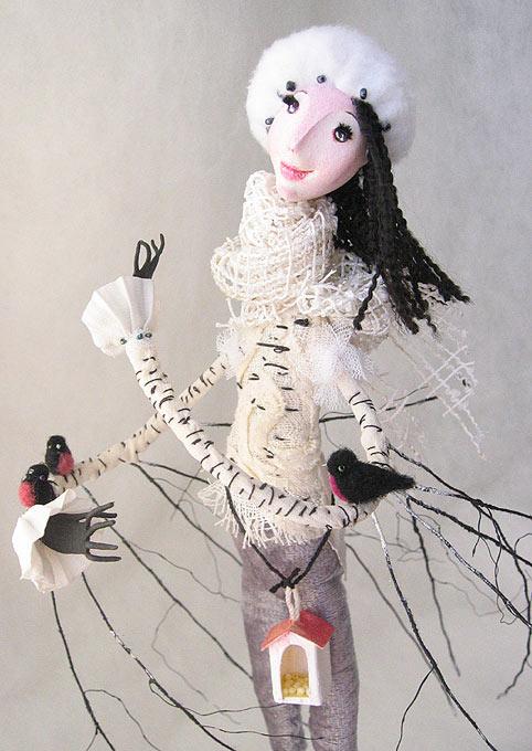 Авторские куклы Алисы Баженковой K8-7