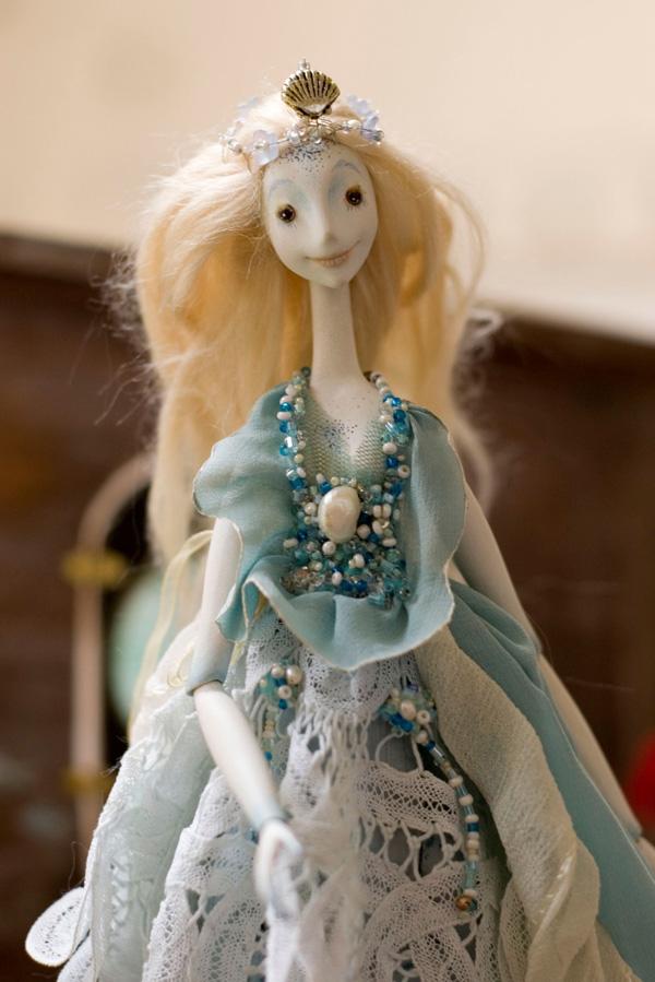 Авторские куклы Алисы Баженковой K9-26