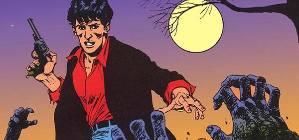 Strip junaci DylanDog