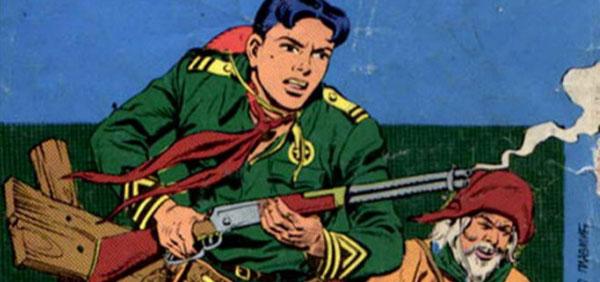 Strip junaci KapetanMiki3