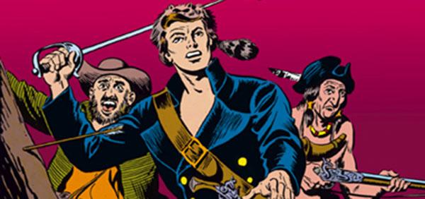 Strip junaci KomandantMark