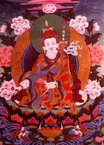 Гуру Ринпоче (Падмасамбхава) и мантры Guru%20Rinpoche%201