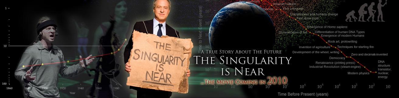 Hermanos y hermanas - los maricas del foro-..... The Singularity Is Near. Sinpicray1