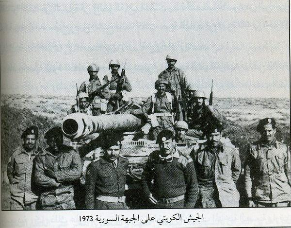 دور الجيش الكويتي في حرب اكتوبر 21148310820080522