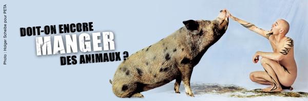 L214 émission ARTÈ à voir 27MARS Arte-vegetarisme