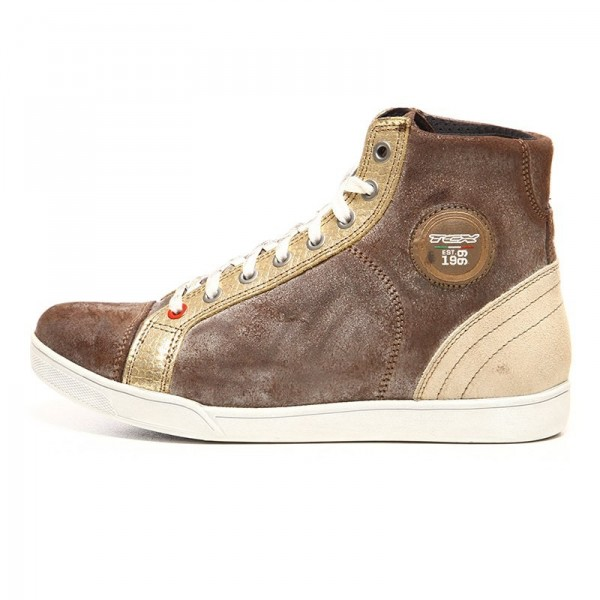 Sur vos pieds..? Vente-promo-tcx-x-street-lady-waterproof-marron-or