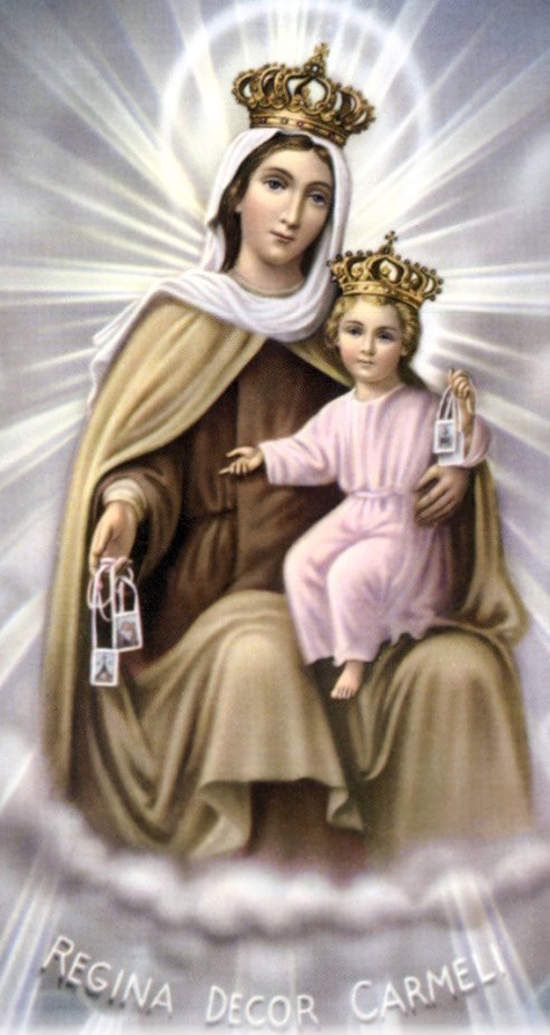 Noticias y  Generalidades - Página 37 Virgen-del-carmen