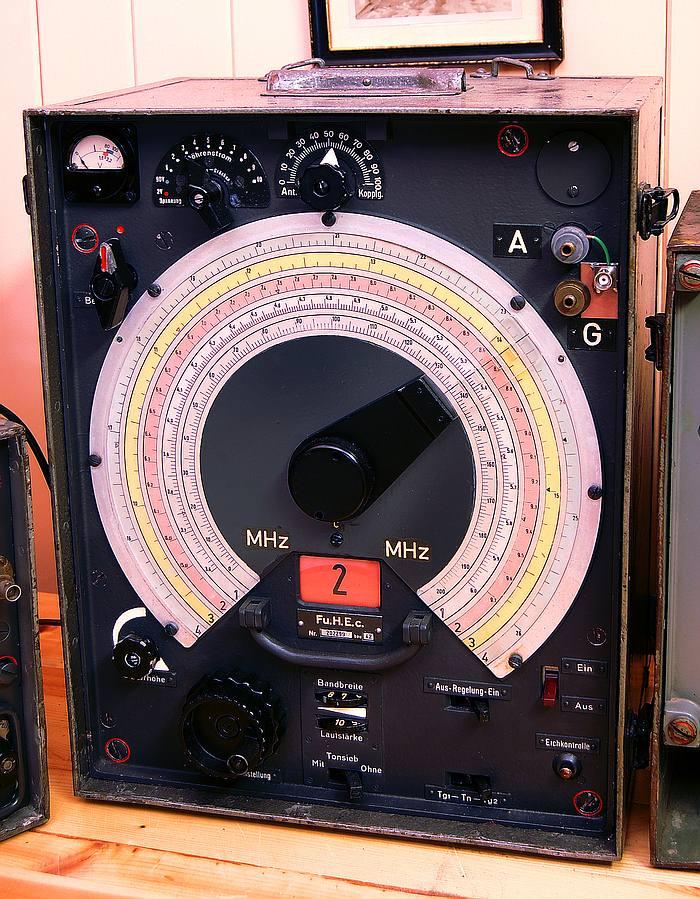 Les postes radio de la 116. Pz Div Fuhec